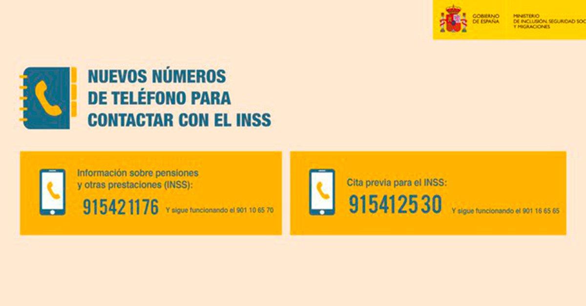 Solicita tu cita telefónica con la Seguridad Social para gestiones de pensiones