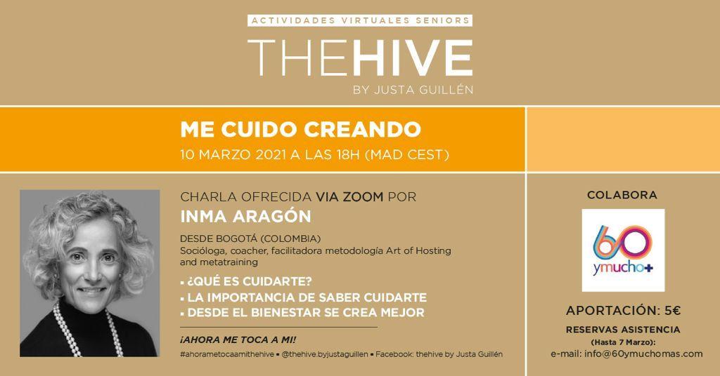 the hive me cuido creando